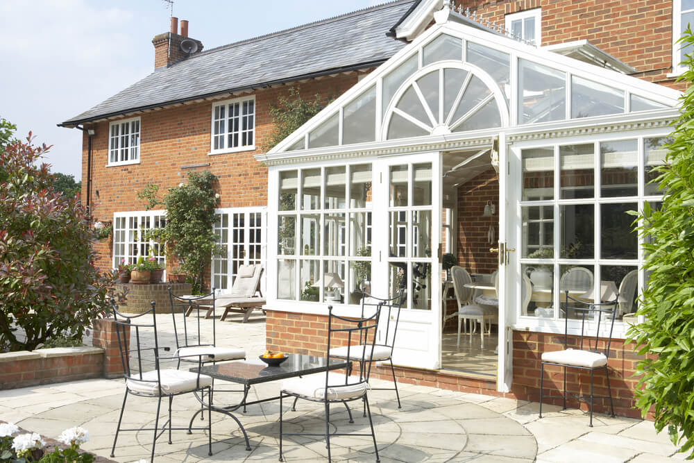 range of conservatory styles in Kent