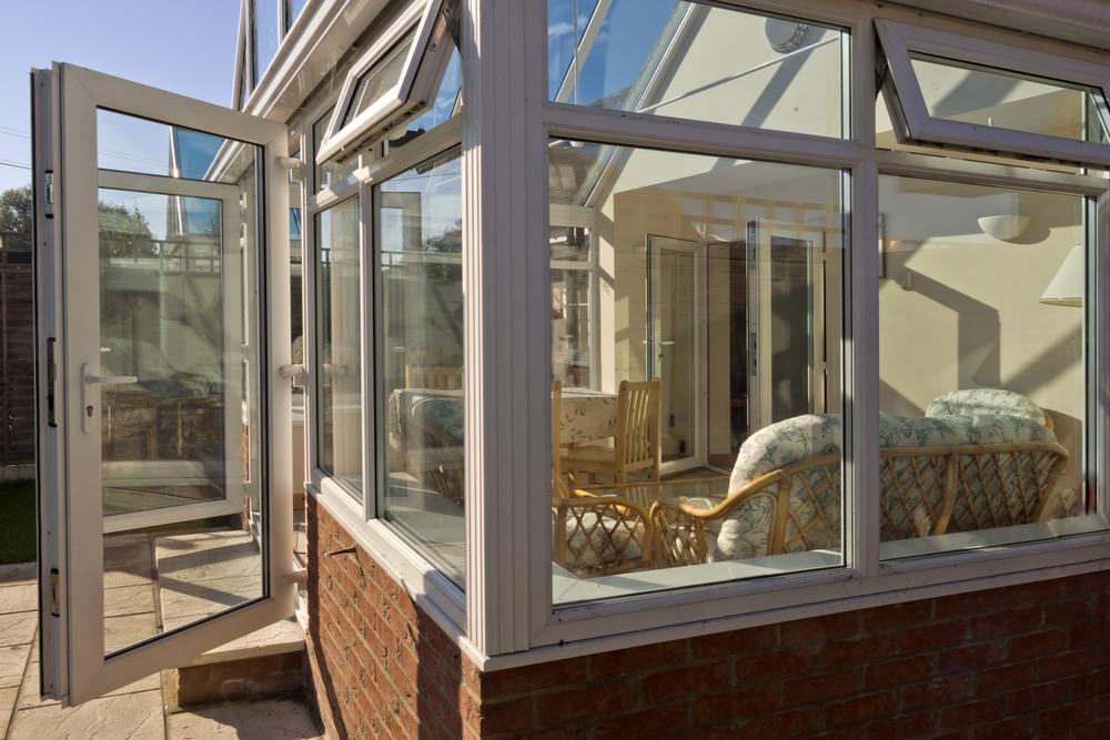 modern conservatories in Kent